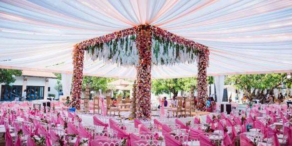 Hochzeitsgastronomie